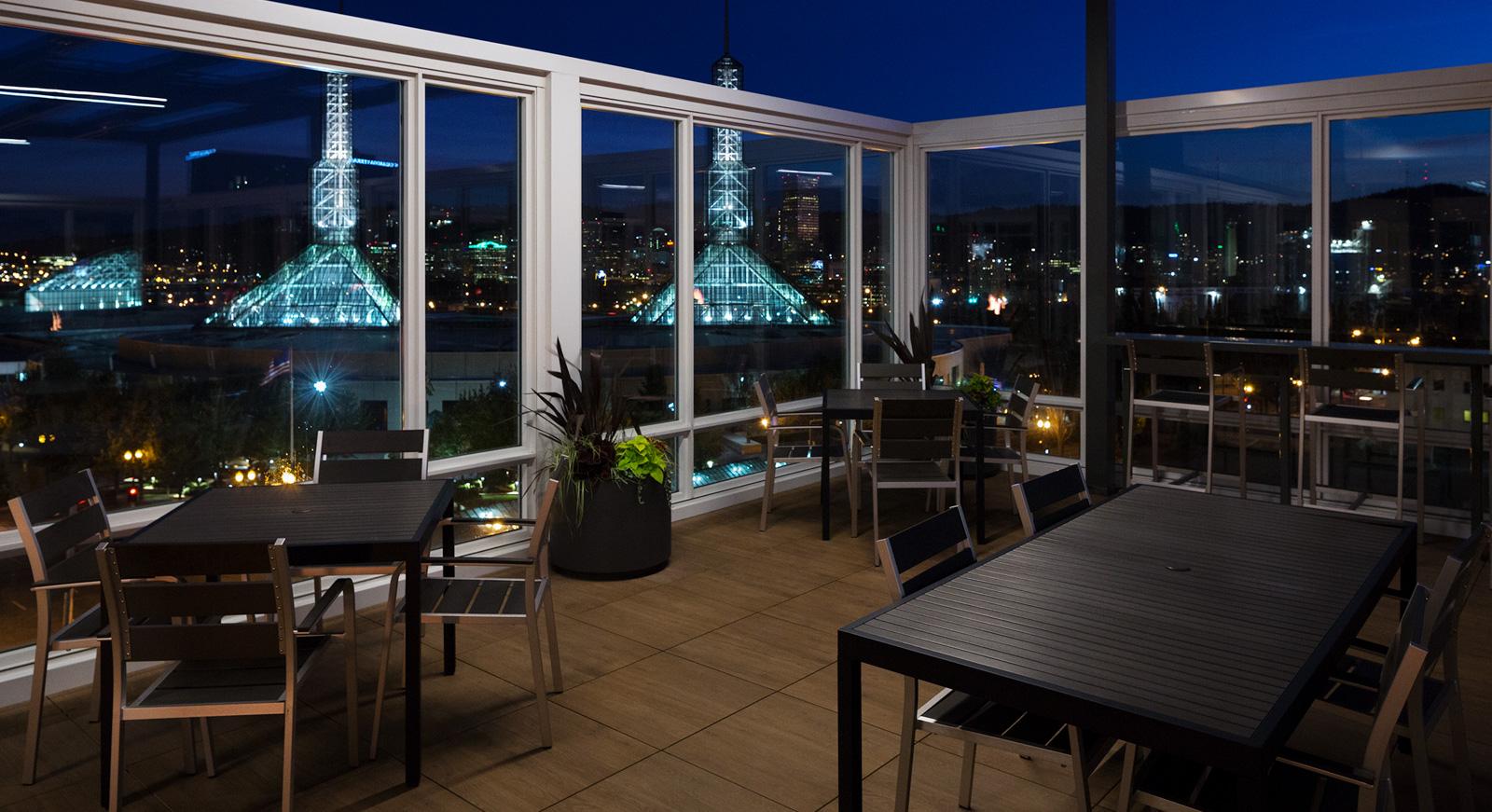 Rooftop Restaurants Portland, Rooftop Bar Portland, OR